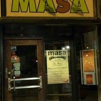 Photo taken at Masa by Matthew R. on 6/26/2012