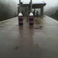 Photo taken at Metrostation Postjesweg by John S. on 2/24/2011
