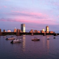 Photo taken at Charles River by Kate M. on 7/21/2012