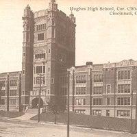Photo taken at Hughes High School by Cincinnati History Photos on 8/4/2011
