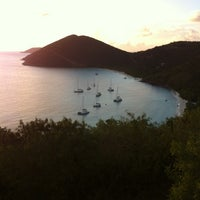 Photo taken at Jost Van Dyke Island by Colin S. on 10/22/2011
