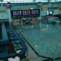 Photo taken at Terminal 2 by Vone S. on 5/26/2012