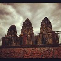 Photo taken at Lopburi by Gene _. on 8/17/2012
