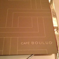 Photo taken at Café Boulud by Ray E. on 2/12/2012