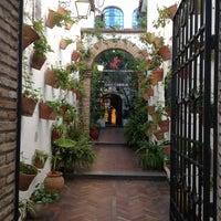 Photo taken at Restaurante El Caballo Rojo by Miriam W. on 4/7/2012