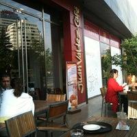 Photo taken at Juan Valdez Café by Lía R. on 10/21/2011