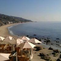 Photo taken at Malibu Beach Inn by Eloy Y. on 1/19/2012