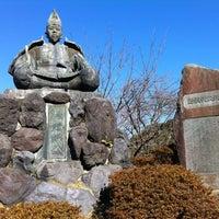Photo taken at 源氏山公園 by Tomo M. on 12/27/2010