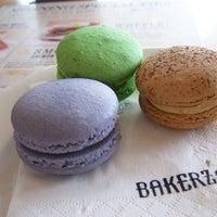 Photo taken at Bakerzin by Cindy K. on 3/18/2012