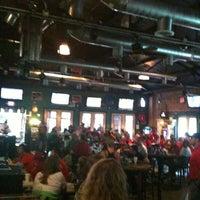 Photo taken at Lucky's Pub by Houston Press on 9/17/2011
