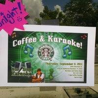 Photo taken at Starbucks by @LorenzoAgustin ☆ on 9/10/2011