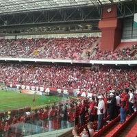 Photo taken at Arena da Baixada by Telmo S. on 10/2/2011