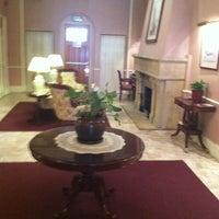 Photo taken at The Monterey Hotel by Matt E. on 8/29/2012