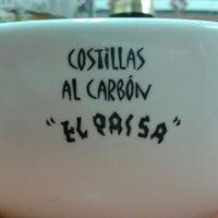"""Photo taken at Costillas Al Carbón """"El Paisa"""" by Adrian G. on 3/20/2012"""