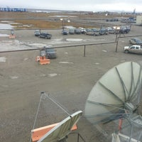 Photo taken at Prudhoe Bay Operations Center by Jeremiah B. on 9/6/2012