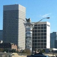Photo taken at Atlanta, GA by Lauren R. on 11/26/2011