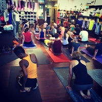 Photo taken at lululemon athletica by Davian Q. on 9/2/2012