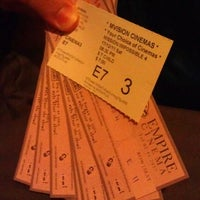 Photo taken at The Empire Theatre & Cinemas by Yulzz E. on 12/17/2011