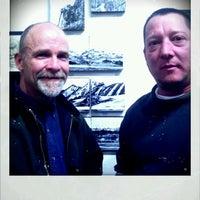 Photo taken at Blackbook gallery by John C. on 12/11/2011