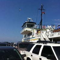 Photo taken at Southport Ferry Terminal by April M. on 7/2/2012