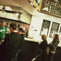 Photo taken at Ian's Pizza by Aaron L. on 3/23/2012