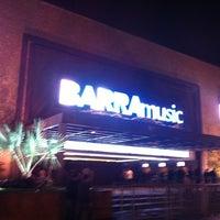 Photo taken at Barra Music by Nicácio O. on 7/17/2012