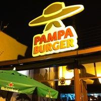 Photo taken at Pampa Burger by Daniel B. on 2/22/2012