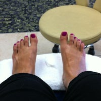 Photo taken at Contempo Nails by Sonia on 5/26/2012