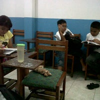 Photo taken at Gajah Mada Learning Center by Josephine F. on 10/10/2011