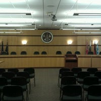 Photo taken at Saline City Hall by Christopher S. on 12/28/2011
