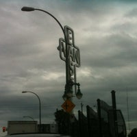 Photo taken at Monument to East Vancouver by Alex M. on 6/26/2012