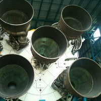 Photo taken at Apollo/Saturn V Center by Joe B. on 8/9/2011
