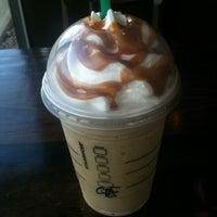 Photo taken at Starbucks by Mel R. on 9/28/2011