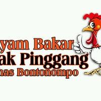Photo taken at Ayam Tolak Pinggang Khas Bontonompo by dalaulang b. on 4/2/2011
