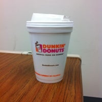 Photo taken at Dunkin' Donuts by Francis F. on 7/29/2011