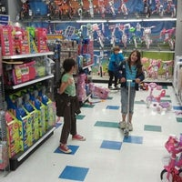 """Photo taken at Toys""""R""""Us by ELOY P. on 10/30/2011"""