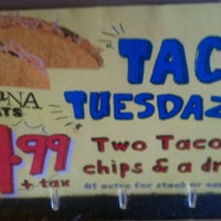 "Photo taken at Tijuana Flats by ""Diner Dave"" B. on 1/10/2012"