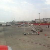 Photo taken at Terminal C by Erick S. on 5/5/2012