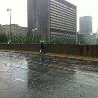 Photo taken at Palais de justice de Montréal by Carolina A. on 7/17/2012