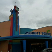 Photo taken at Cobb Merritt Square 16 Theatre & IMAX by Carlos D. on 7/22/2012