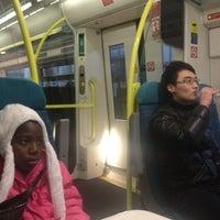 Photo taken at Platform 19 by Joshua K. on 1/17/2012