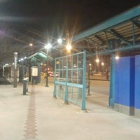 Photo taken at NJT - Liberty State Park Light Rail Station by The Official Khalis on 1/31/2012