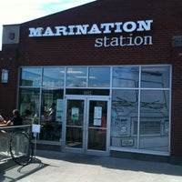 Photo taken at Marination Station by Jamie on 8/27/2012