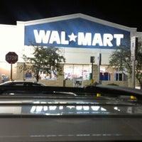 Photo taken at Walmart by Joseph F. on 9/4/2012