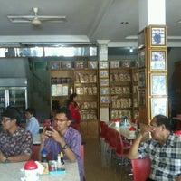 Photo taken at Pempek Candy by Syarif L. on 4/20/2012
