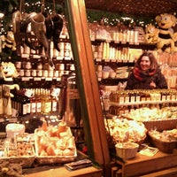 Photo taken at Leipziger Weihnachtsmarkt by Teodor S. on 11/23/2011