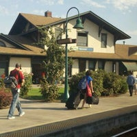 Photo taken at Vancouver Amtrak Station (VAN) by Weston R. on 8/29/2011
