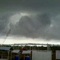 Photo taken at KIIC (Karawang International Industrial City) by Alfred R. on 1/25/2012