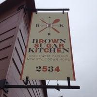 Photo taken at Brown Sugar Kitchen by Tony O. on 9/1/2012
