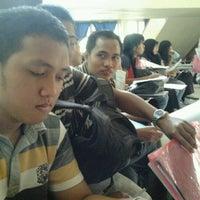 Photo taken at dekanat fkip unsri by Elmo N. on 8/15/2011